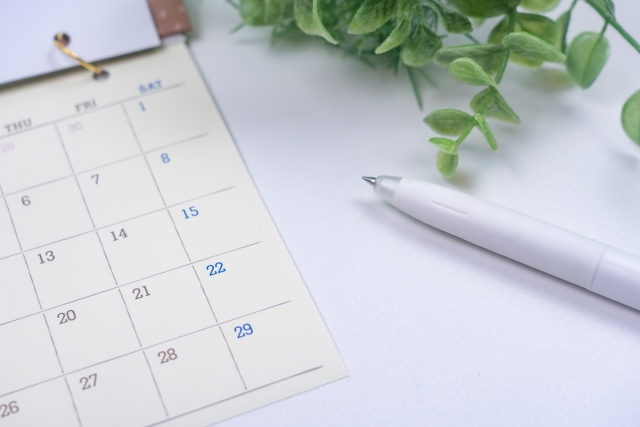 カレンダー, 壁掛けカレンダー, 日, 日付, 年, 時間, スケジュール, オフィス, 事務所, 計画